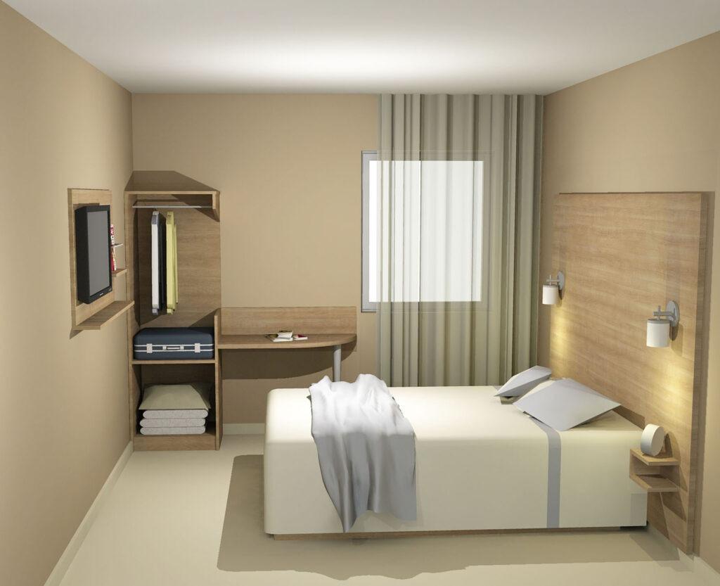 Mobilier pour les résidences hôtelières les résidences de tourisme