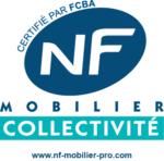NF mobilier collectivité