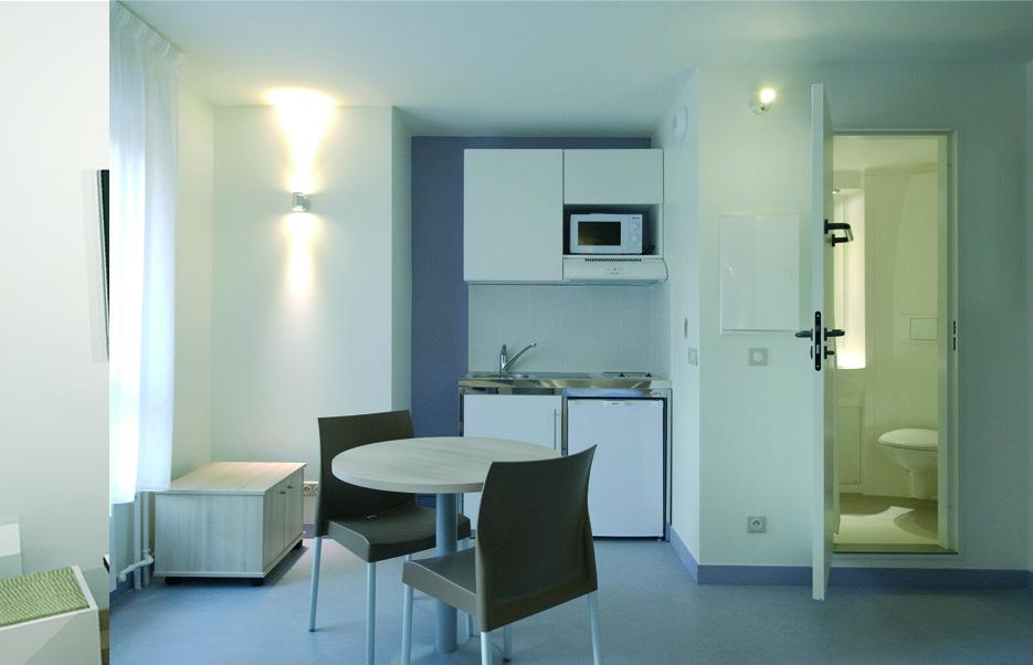 mobilier pour les r sidences sociales eur quip. Black Bedroom Furniture Sets. Home Design Ideas
