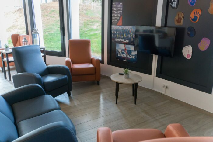 AMAD centre d'hébergement temporaire pour personnes âgées