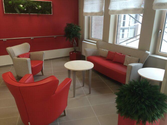 EHPAD – Résidence les Hauts de l'Aure – Groupe Les Matines